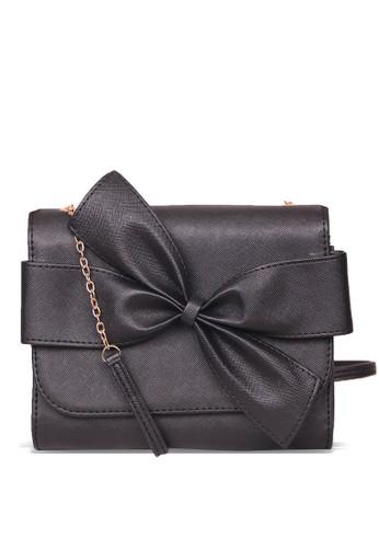Quincy Label black Sling Bag Tas selempang wanita Hm Pita - Hitam  3A471ACDA07348GS 1 84098f8c28