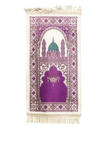 SHALIMAR purple Shalimar Sejadah Arabia Turkey Smaller Size SH713AA64ARRID_1