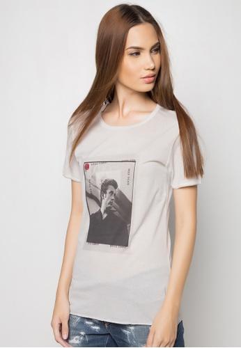 Dolce & Gabbana grey Graphic Print T-shirt DA093AA74TRTPH_1