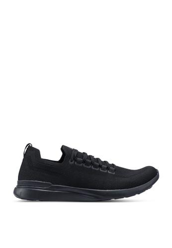 ATHLETIC PROPULSION LABS black Techloom Breeze Shoes 9F8FESHFDDFB6CGS_1
