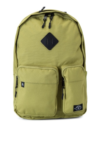 Parkland green Academy Backpack PA067AC0IUEHPH_1