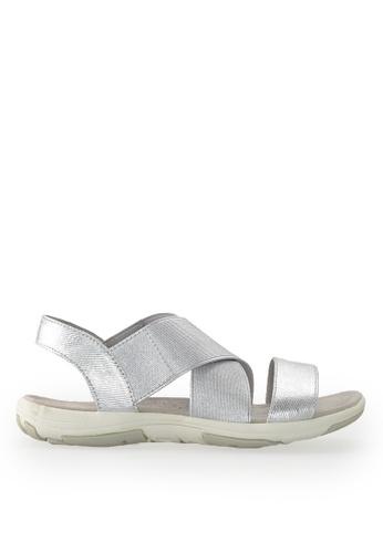 Footspot silver Sprox - Causal Sandals CBC01SH9997FCBGS_1
