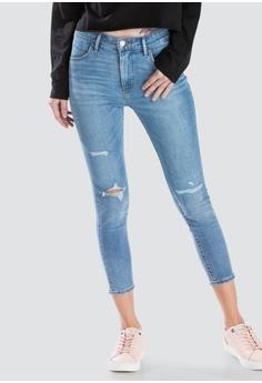 f6c7007d93c Levi s blue Levi s Womens Revel Shaping Skinny Jeans 74895-0001  86550AA3E4FE2DGS 1