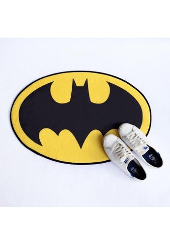 DC Comics Batman Logo Doormat 79C49HLF27547FGS_1