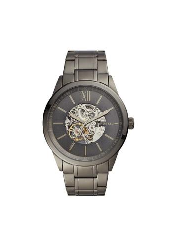Fossil grey Flynn Watch BQ2384 65E97AC8C29426GS_1