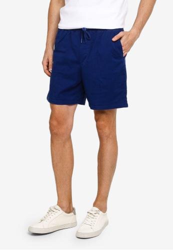 GAP blue 7 Inch Easy Shorts B9398AAEF21C67GS_1