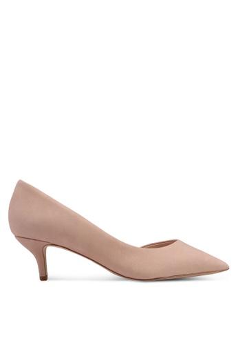 ALDO beige Nyderindra Heels 2A3FESHE5CDAEAGS_1