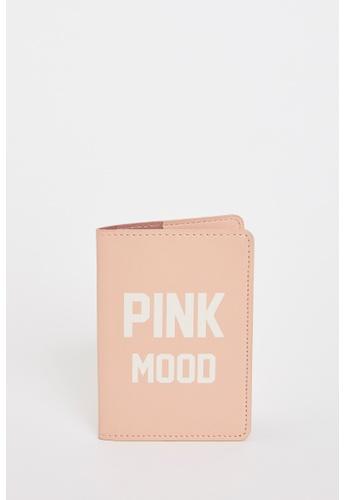 DeFacto pink Women Wallet C48D9AC4D49F8BGS_1