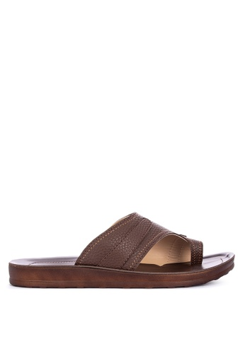 H2Ocean brown Adison Sandals 017C5SH0B115DEGS_1