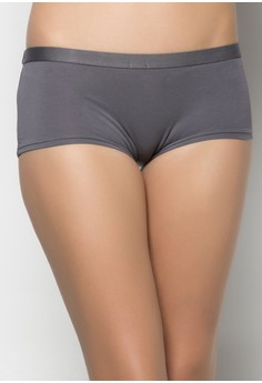 Ladies' Basic Low Rise Boyshorts
