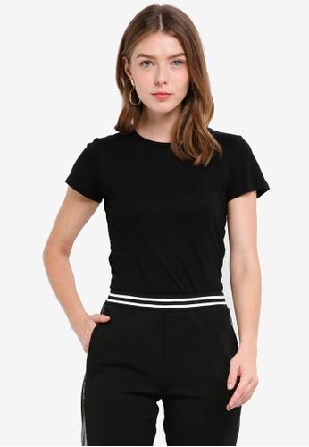 OVS black Women's T-Shirt 8009EAAD387BE5GS_1