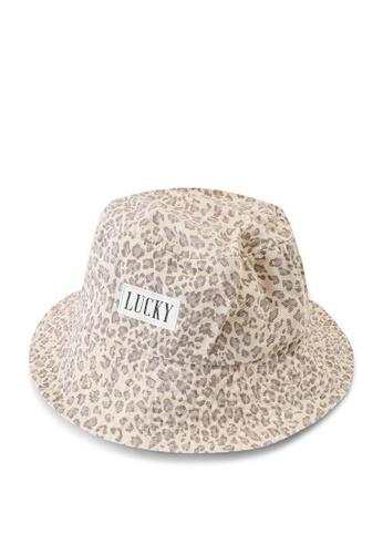 Rubi brown Bianca Bucket Hat 57DF1AC36FC99AGS_1