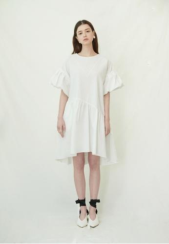 TAV [Korean Designer Brand] May Dress - White BDE98AAA7C8466GS_1