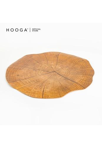 HOOGA Hooga Placemat Hildred (Bundle of 4) 3AB2BHLCB9F233GS_1