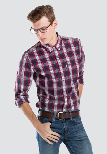 Levi's multi Levi's Classic One Pocket Shirt CD0F8AA0C88604GS_1