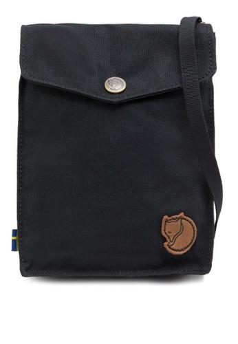 Fjallraven Kanken black Black Pocket Bag FJ242AC0UTWUID_1