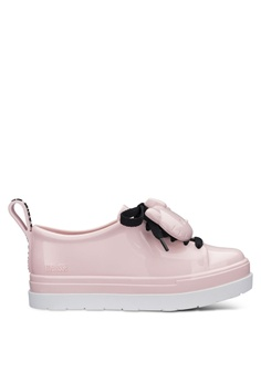 73e8b4e560902 Melissa black and white and pink Melissa Be Ad Hello Kitty Sneakers  A1ADFSH79E4ADFGS 1