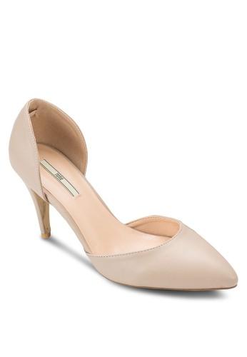 尖頭高跟鞋, 女鞋,salon esprit 香港 厚底高跟鞋