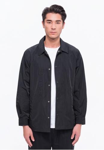 Alpha Style black Alpha Coach Jacket AL461AA0FVC4SG_1