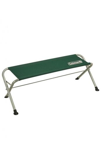 Coleman green Compact Folding Bench 2B5C4HL8CC8827GS_1