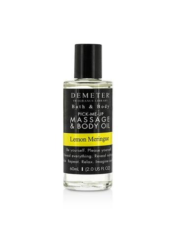 Demeter DEMETER - 檸檬蛋白甜餅按摩及身體護理油 60ml/2oz 545DDBEC4BC526GS_1