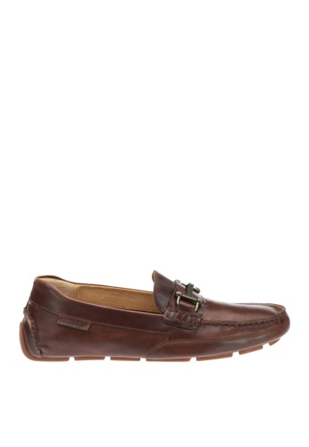 Sebago brown Kedge Bit Driving Shoes SE328SH34OVLPH_1