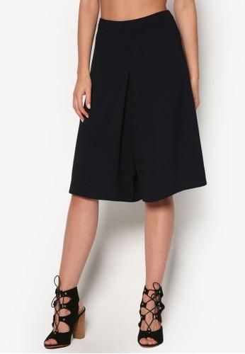 寬管五分褲裙, esprit品牌介绍服飾, 服飾