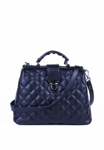 Vince black Luxury Women Shoulder Bag VI456AC45KCWMY_1