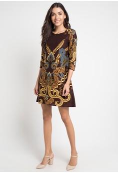40% OFF Rianty Batik Dress Lionela Rp 699.000 SEKARANG Rp 419.400 Ukuran M  L XL 37980bd7e8