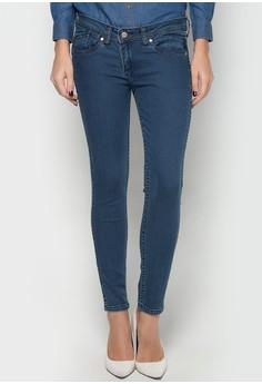 Low Rise Reversible Ultra Skinny Jeans