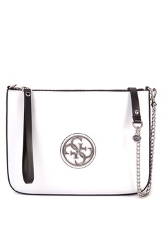 Jolie Petite Crossbody Top Zip