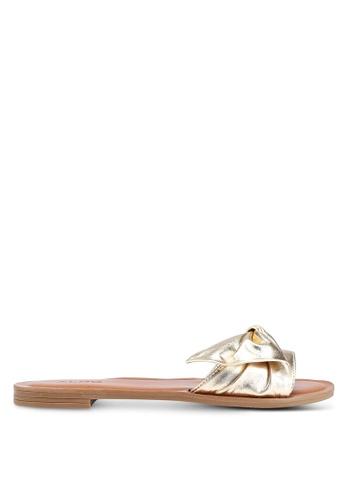 ALDO 金色 Enroelia 涼鞋 A001BSHF8B0EB6GS_1