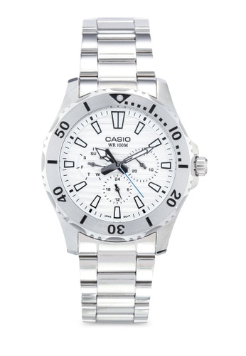 Casio silver Casio MTD-1086D-7AVDF Watch 0F6DCAC84AF39CGS_1