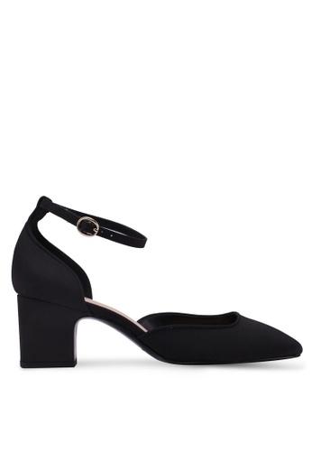 Mango black Slingback Shoes 8F208SH4A87FBFGS_1