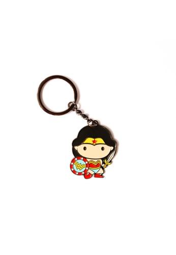 DC Comics Wonder Woman Enamel Keychain 6EB23HL2319884GS_1
