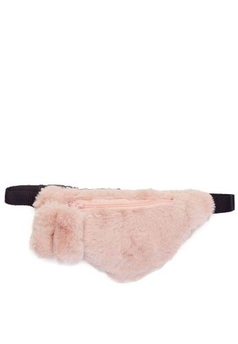 LC Waikiki pink Girl's Waist Bag B0ADBKCCAE1207GS_1