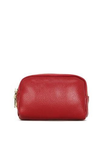 HAPPY FRIDAYS Three Layers Litchi Grain Leather Wallet(Mini) JN0015 0D0A6AC1FD2779GS_1