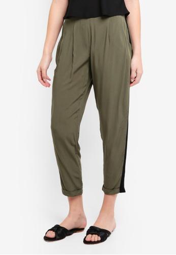 Cotton On green Kali Drapey Pants C2588AA49D5282GS_1