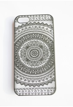 Sundala Hard Transparent Case for iPhone 5, 5s, SE