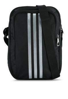 15349f4e0332 adidas black adidas pltorg 3 sling bag B14C4AC0EA920EGS 1