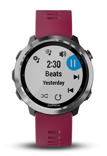 Garmin purple Jam Tangan Pria Garmin Forerunner 645 Music Edition for Running 442B1AC185A62DGS_1