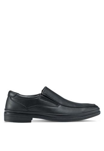 Bata black Dress Shoes 91115SHFB9CBA4GS_1