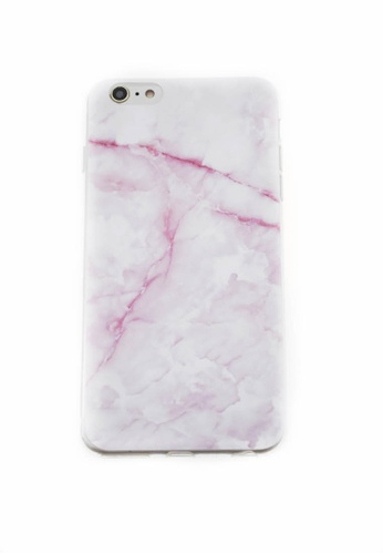 Fancy Cellphone Cases multi Marble Soft Case for iPhone 6plus/6splus FA644AC83MROPH_1