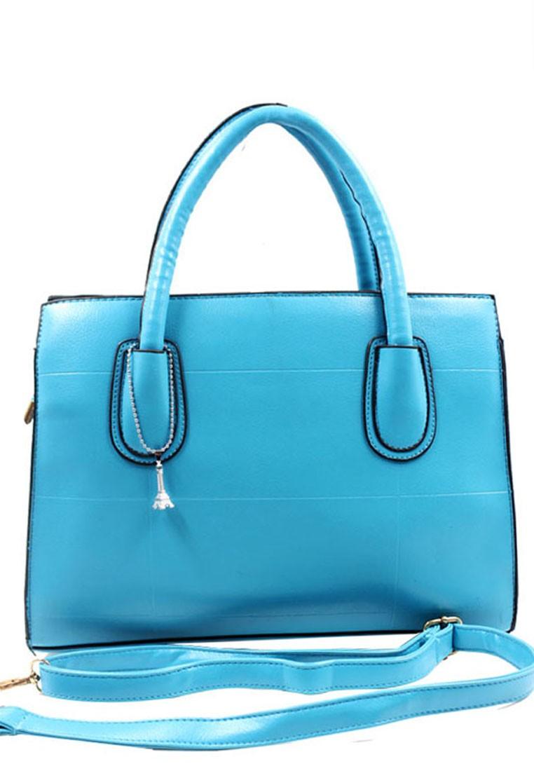 Vintage Paris Winny Leather Shoulder Bag with Sling