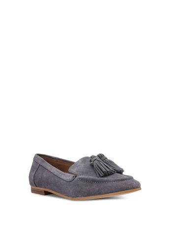 30fce913bb2 Buy TOPSHOP Lexi Suede Loafers Online