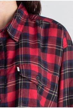 0873741be34 22% OFF Levi s Levi s Womens Ash Shirt 68978-0001 RM 179.00 NOW RM 139.00  Sizes S L XL