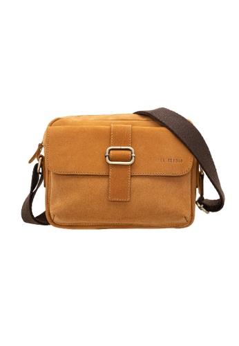 Jack Studio Jack Studio Genuine Leather Sling Bag 59F1FAC4AA2AECGS_1