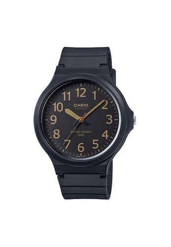 Casio black CASIO GENERAL MW-240-1B2VDF QUARTZ BLACK RESIN MEN'S WATCH 63832AC0E641CFGS_1