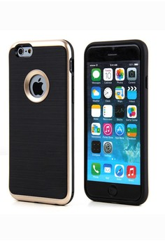 Slim Neo Hybrid Brushed Soft Silicon TPU Case for Apple iPhone 6S Plus 6G Plus 5.5