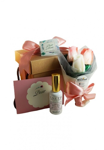 Wunderbath Rose Soap with Anti Aging Spray Gift Set WU584BE74JNHMY_1